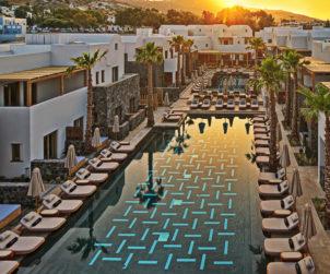Radisson Opens New Santorini Hotel