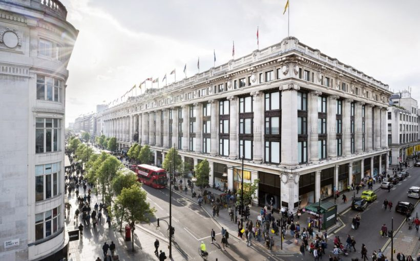 Selfridges Up For Sale: British retail's 'Jewel in the Crown'
