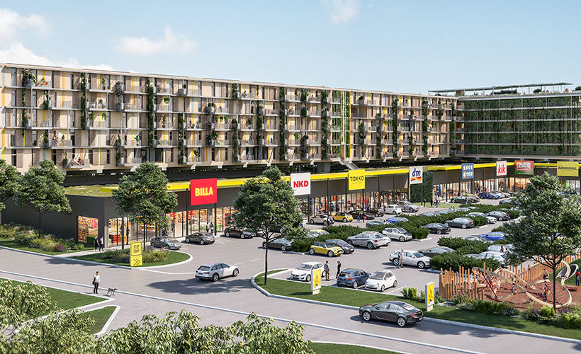 Immofinanz expands portfolio to include the growth segment of sustainable and affordable housing – up to 12,000 apartments planned