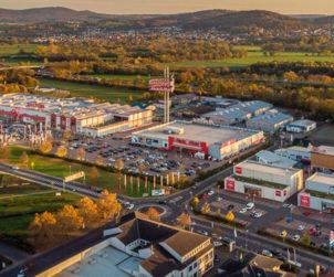 redos buys retail park in Gründau-Lieblos near Frankfurt