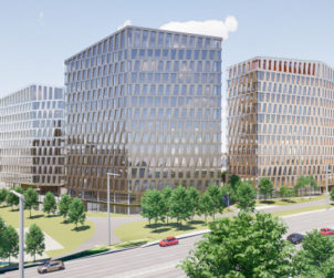 NCC to Build the Office Building Valle Vision for Union Eiendomskapital