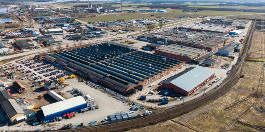 Capman Real Estate Acquires Industrial Property