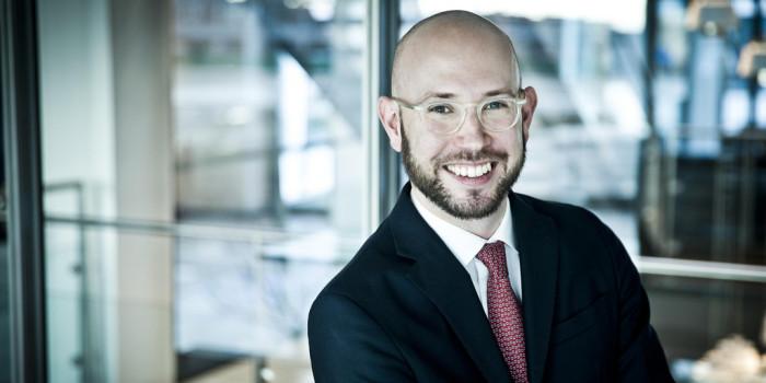 Blackstone Company's COO Joins Doxa as CEO