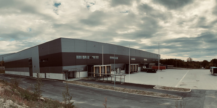 Logicenters Signs Lease in Vestby Logistics Park