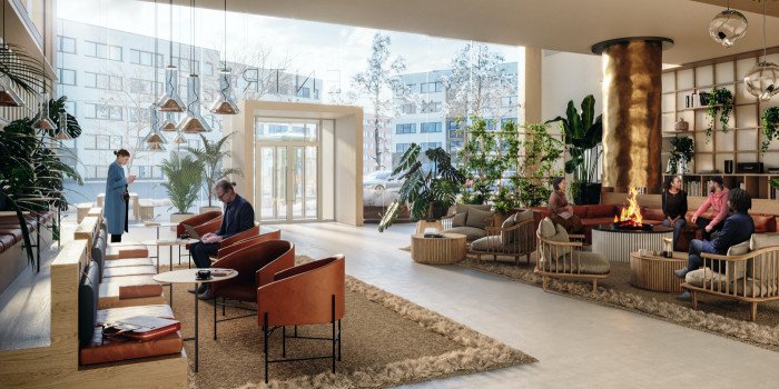 Kungsleden Signs Leases in Kista – and Starts New Office Project