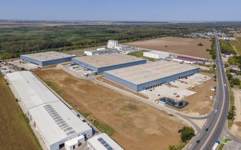 Poland Silesian warehouse boom