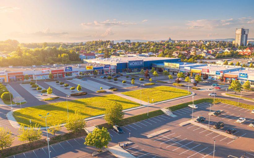 CZECH REPUBLIC Trigea acquires Moravian retail parks