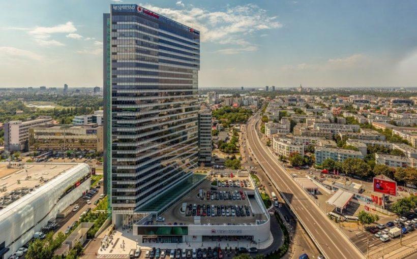 ROMANIA Anritsu renews its faith in Globalworth Tower