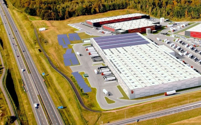 POLAND BentallGreenOak loaned EUR 90 mln for portfolio buy