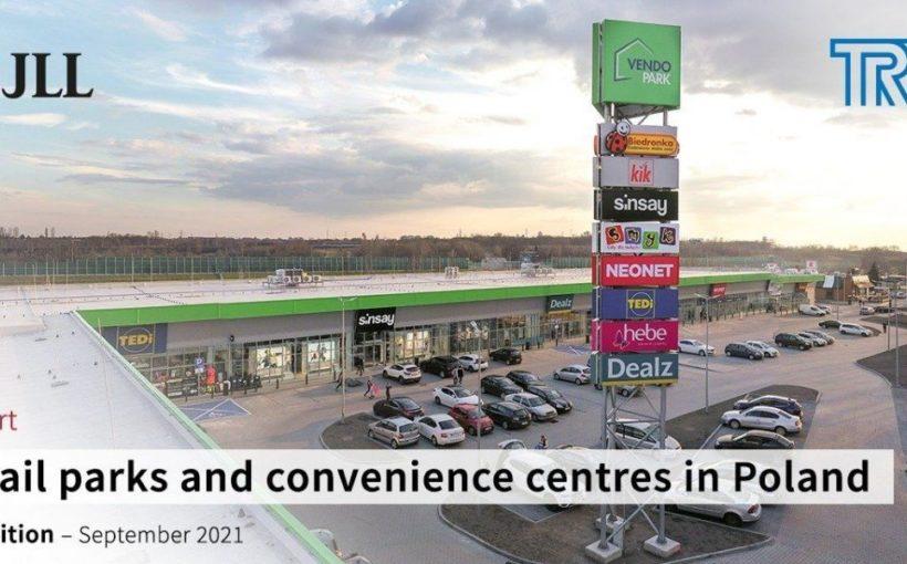 Poland Retail centre development at full throttle