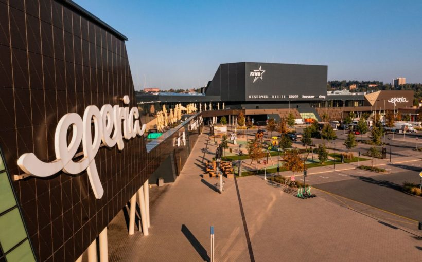 SLOVAKIA Eperia second stage opens in Prešov