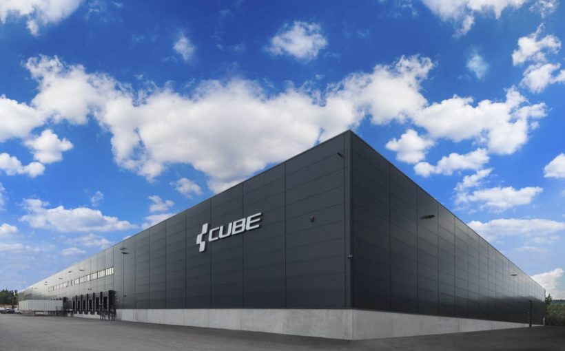 CZECH REPUBLIC Cube to open plant in CTPark Cheb