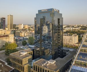 POLAND Globalworth sells five Warsaw buildings for EUR 123 mln