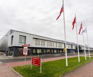 POLAND Panattoni close to Danfoss plant completion