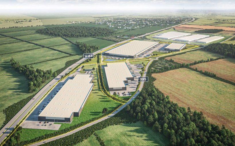 POLAND Regesta registers Hillwood Wrocław East lease