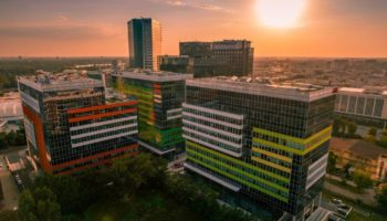 ROMANIA Globalworth offices now 100 pct green powered