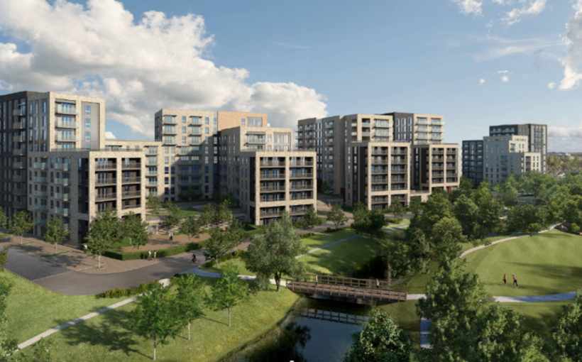 More than 1,000 New Homes in Hertfordshire by 2024