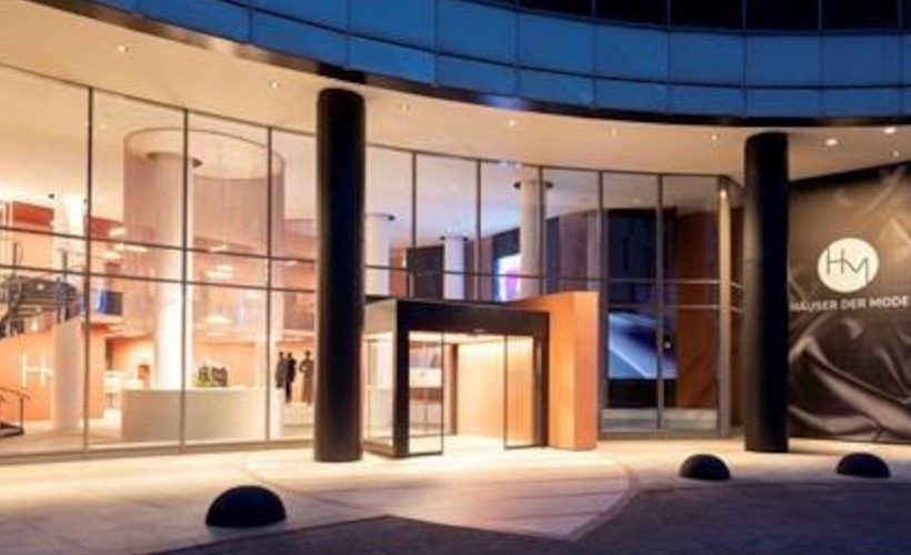 Conren Land completes redesign of the Houses of Fashion in Eschborn near Frankfurt