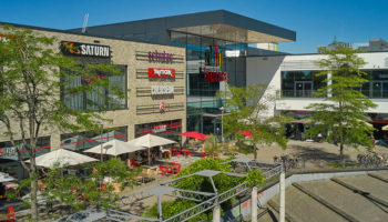 """The outlet around the corner: """"HUMA"""" shopping world becomes Germany's first hybrid center"""