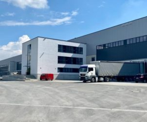 Hines leases 24,600 sqm of logistics space in Germany