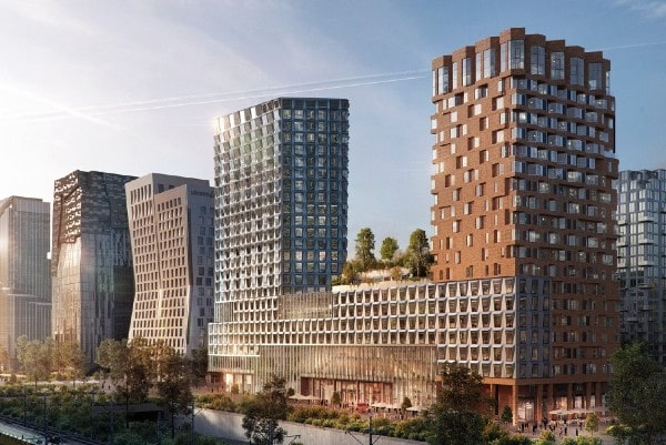 Union Investment acquires mixed-use development in Amsterdam