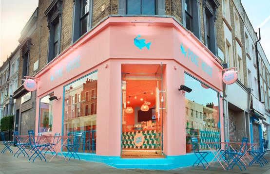 Poke House, Arrives in the UK