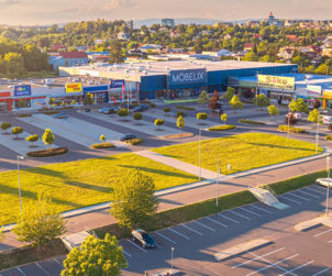 Trigea Fund Bought Retail Parks in Olomouc and Ostrava