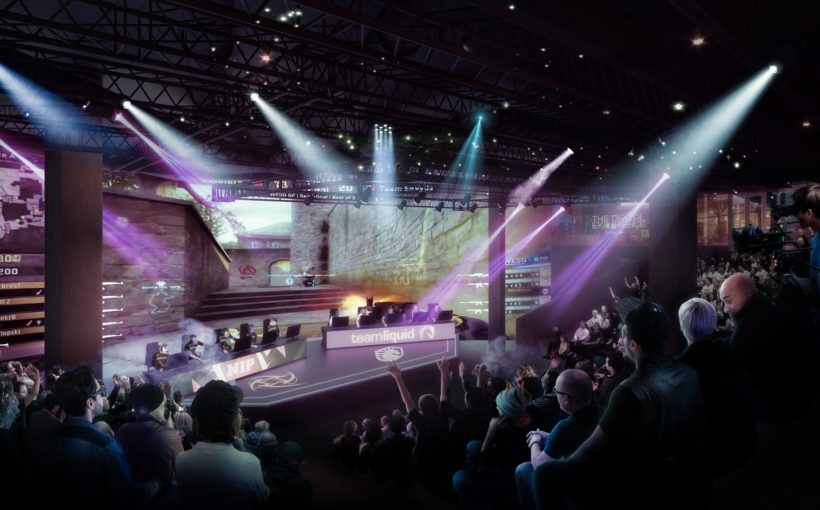 Stockholm Welcomes World's Largest Gaming Centre