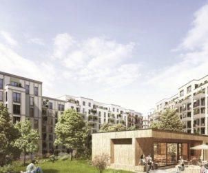 CBRE GI Acquires Berlin Residential Quarter