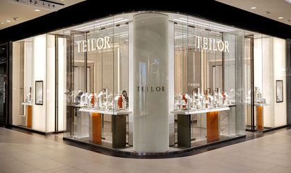 TEILOR to invest RON 30 million before yearend in developing store network in Romania, Poland, and Hungary