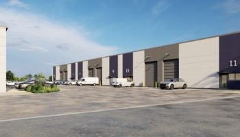 Work Commences at 30,000 SQ FT York Business Park