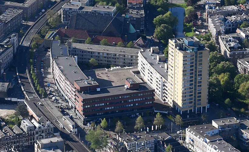 PingProperties has sold the Eudokiaplein shopping and health centre in Rotterdam
