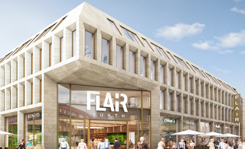 P&P Group opens Urban Entertainment Center Flair in Fürth, Germany