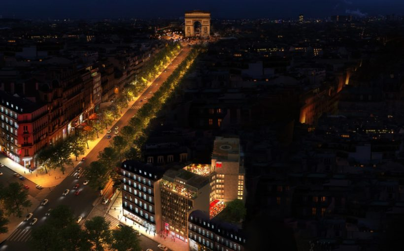 CitizenM's Fourth Parisian Hotel to Open this Month
