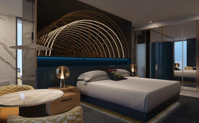 Marriott to open first W Hotel in Tuscany