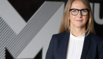 Magdalena Gibney of Multi Poland wins top Woman in Real Estate Award