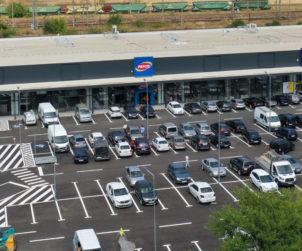 Scallier Prepares to Open Retail Park